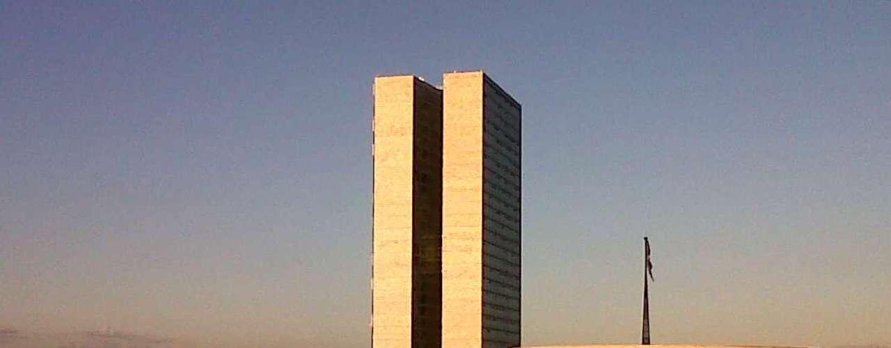 20 de junho Manifestantes se concentram para protesto emBrasília