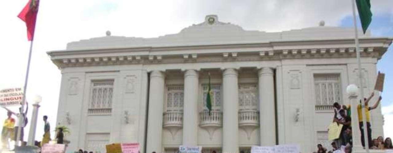 22 de junho -Milhares de acreanos ocuparam as ruas da capital Rio Branco