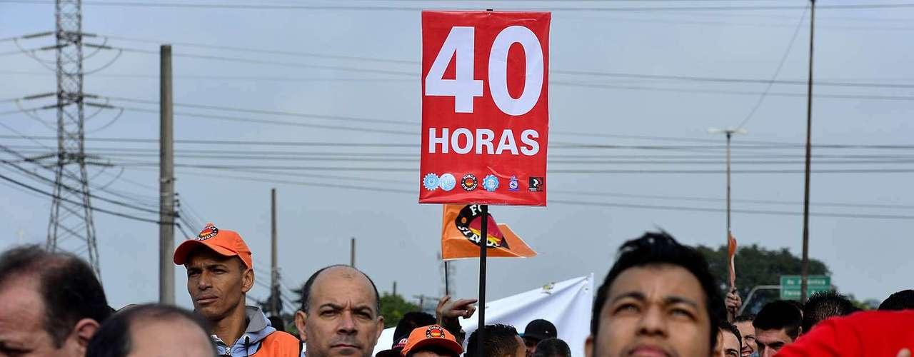 São Paulo Apesar de 21 manifestações, trânsito é tranquilo nas principais vias de São Paulo