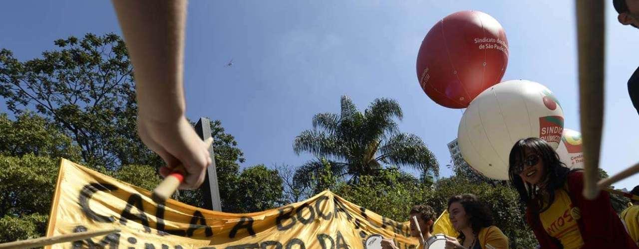 São Paulo Jovens também participam da greve organizada pelos sindicatos