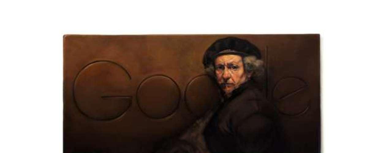 15 de julho - Pintor holandês Rembrandt van Rijn, um dos ícones do período barroco, completaria 407 anos na data