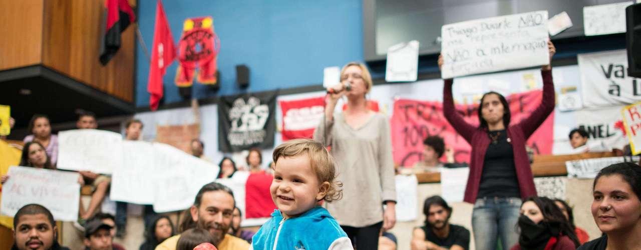 15 de julho Presença de crianças no local motivou decisão da Justiça