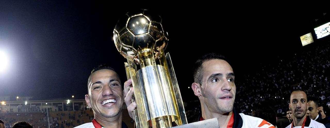 Ao apito final, Corinthians fez a festa