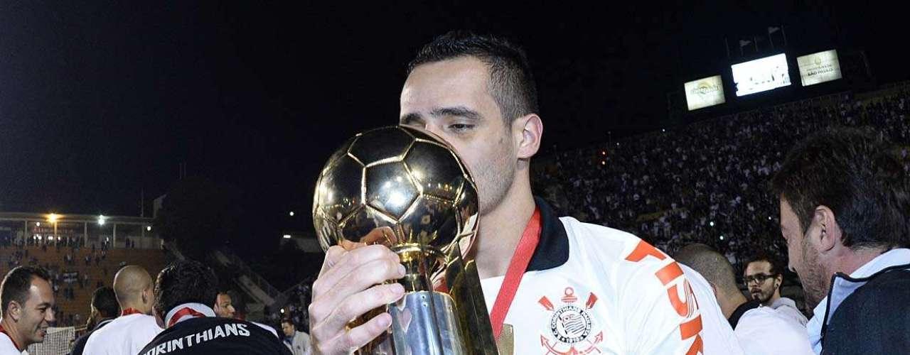 Foi a terceira conquista internacional do Corinthians em pouco mais de um ano