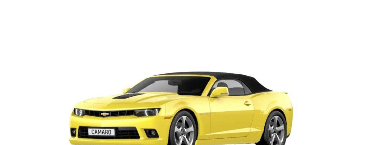 Chevrolet Camaro Conversível