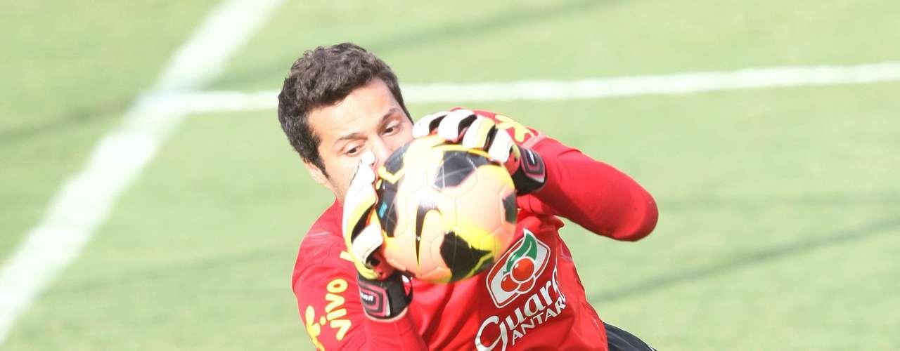 Há duas semanas Felipão já havia convocado os jogadores que atuam na exterior. Relembre: Goleiro: Júlio César (Toronto FC/CAN)