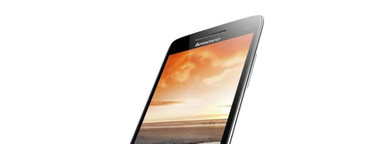Lenovo S5000 - tablet de 7 polegadas tem 7,9 milímetros (1280 x 800) e 7,9 milímetros de espessura, com processador quad-core de 1,2 GHz e 1 GB de RAM. O armazenamento interno é de 16 GB
