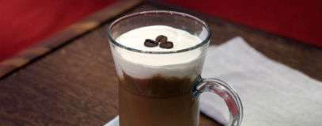 Café romano.