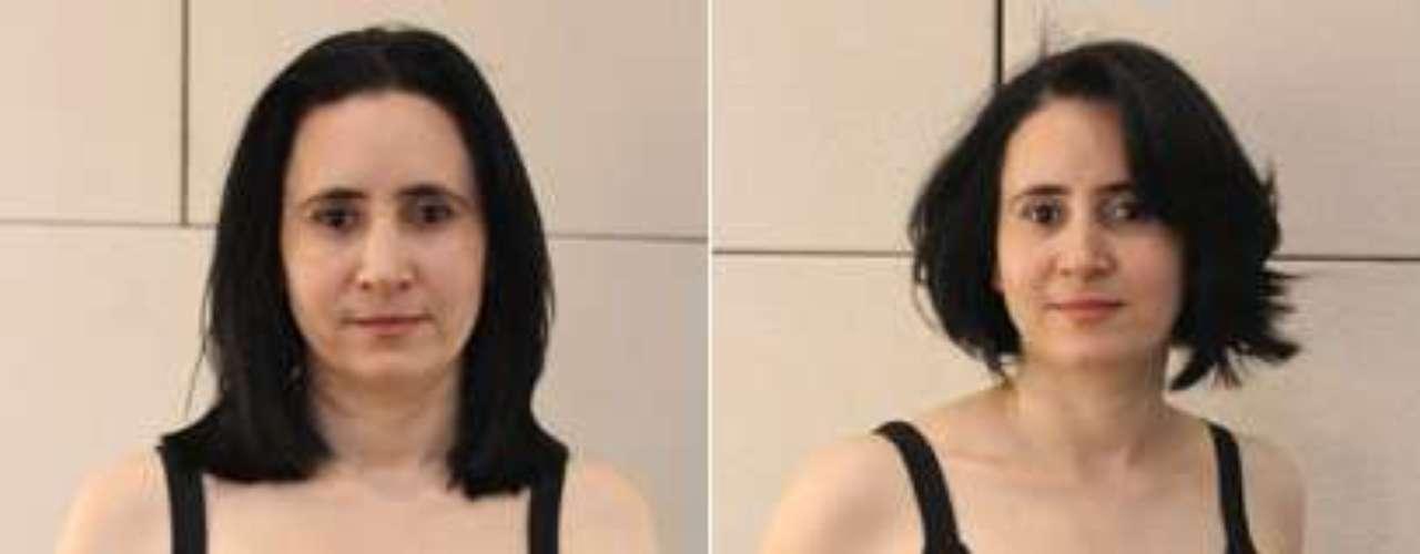 Ao contrário do que se pensa, o cabelo curto é democrático e combina com vários tipos de rosto e fios. A funcionária pública Valéria Lima arriscou e passou por uma transformação