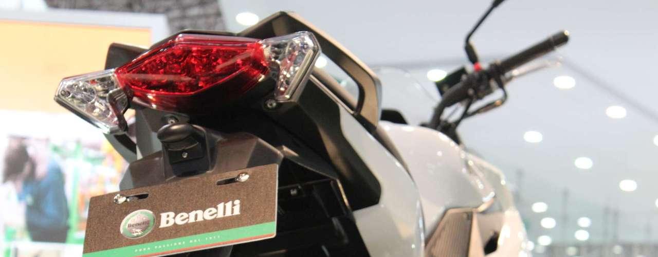Benelli BN 600