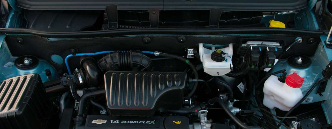 Chevrolet Agile 2014