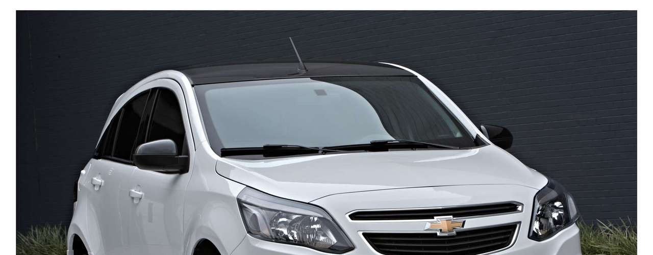 Chevrolet Agile Effect 2014