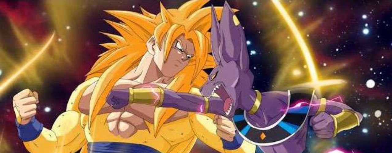 Em 'Dragon Ball Z: A Batalha dos Deuses', após dormir por 15 anos, o deus da destruição Bills desperta e logo fica surpreso ao saber que Freeza havia sido derrotado por um jovem sayadin chamado Goku. Não demora muito para que ele e seu mestre partam para encontrá-lo, ainda mais após Bills lembrar de um sonho que teve envolvendo um duelo épico com um deus super sayadin que ninguém jamais ouviu falar. Ao encontrá-lo, Goku fica animado em enfrentá-lo num duelo, mas logo percebe que seus poderes são ínfimos perto do poderio de Bills