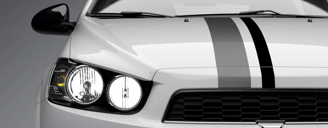 Chevrolet Sonic Hatch Effect 2014