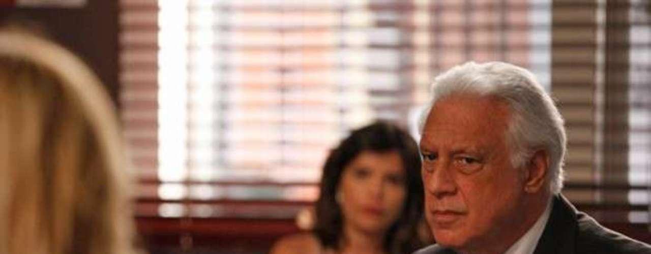 César vai apelar para o coração de Pilar no tribunal. Ser presidente do hospital San Magno é o que dá sentido à minha vida. Eu não nego os direitos da minha ex-mulher. Eu só peço que ela não me trate com tamanha crueldade, a ponto de tirar o que mais me importa na vida, diz