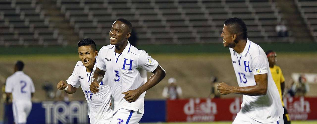 Honduras - Terceiro colocado nas Eliminatórias da Concacaf
