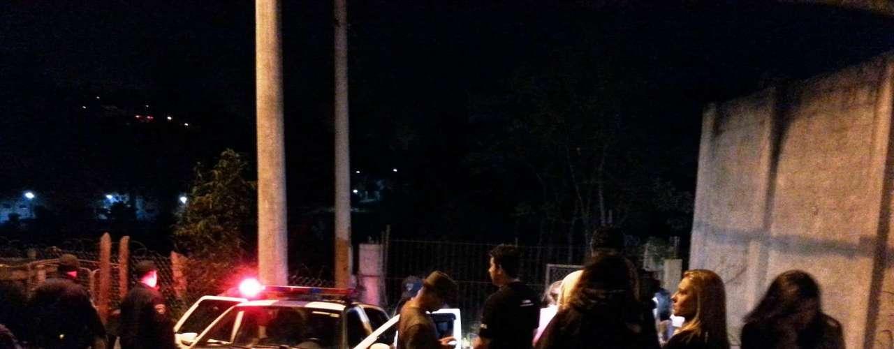 18 de outubro -Grupos como Anonymous e Black Bloc disseram estar presentes na ação
