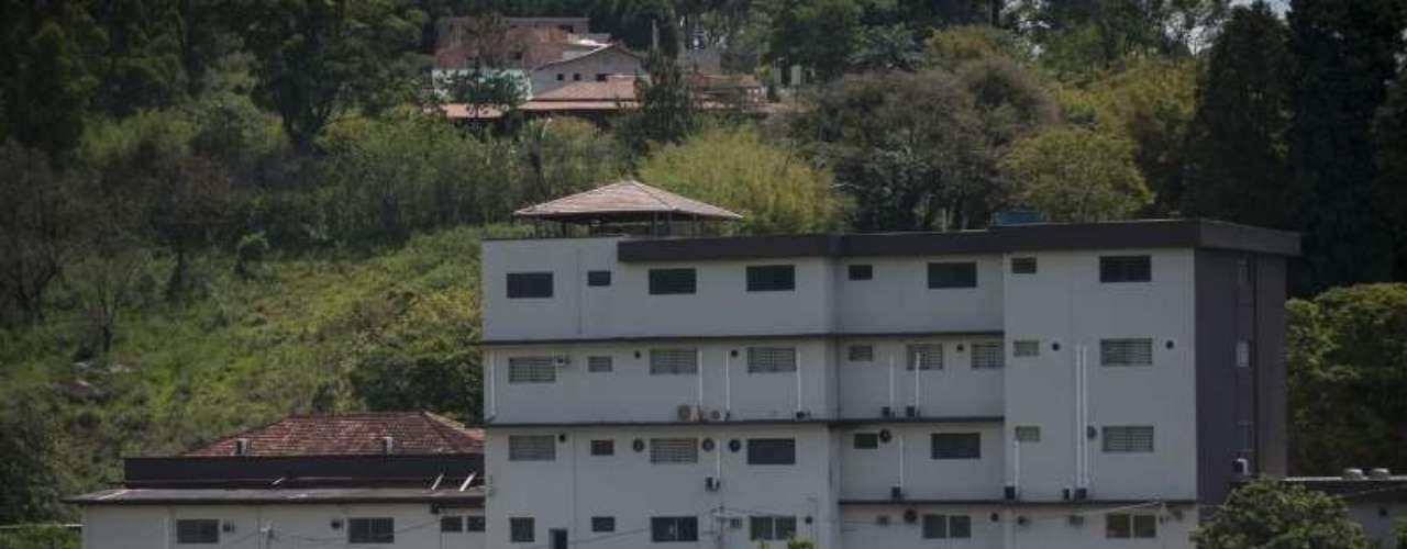 24 de outubro -Sede do Instituto Royal, em São Roque, interior de São Paulo, de onde ativistas retiraram 178 cachorros da raça beagle que supostamente sofriam maus-tratos ao serem usados em pesquisas