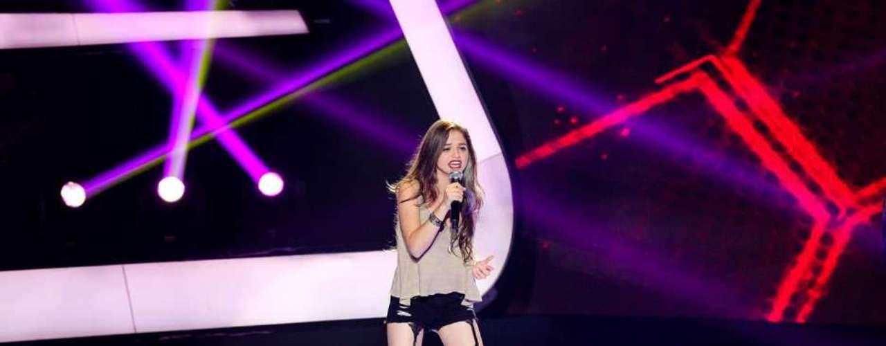 Ariel Mançanares cantou um hit de Lady Gaga, mas não passou nas audições