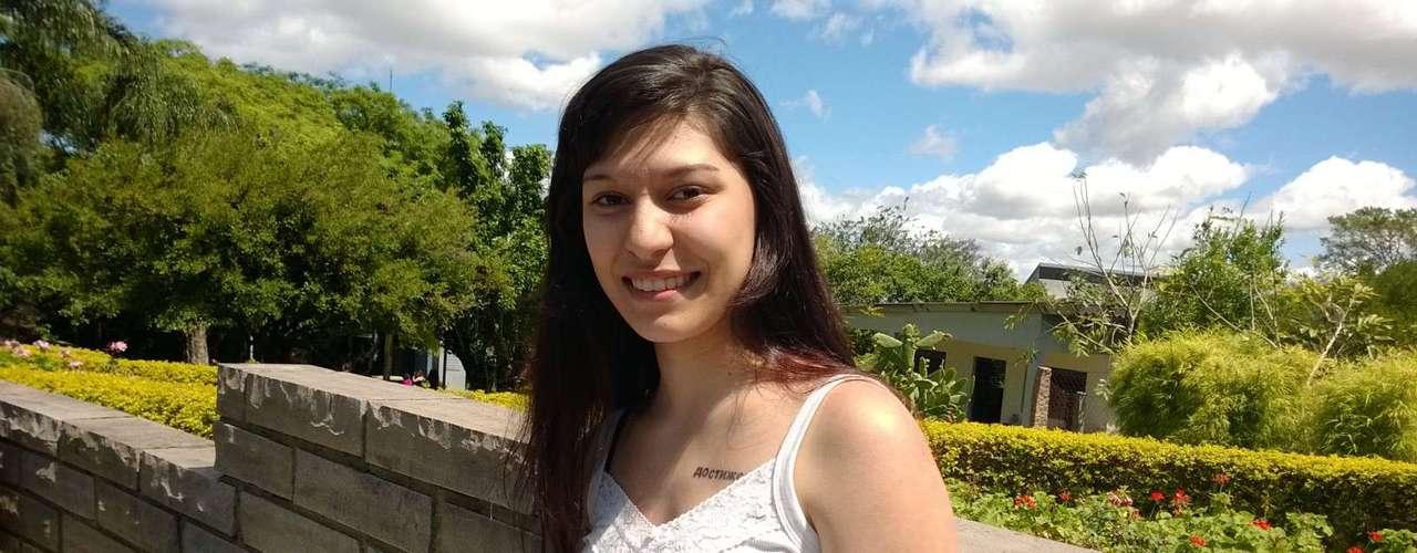 Porto Alegre - Alice Pascotini, 17 anos, conta que estudou com base no tempo.\