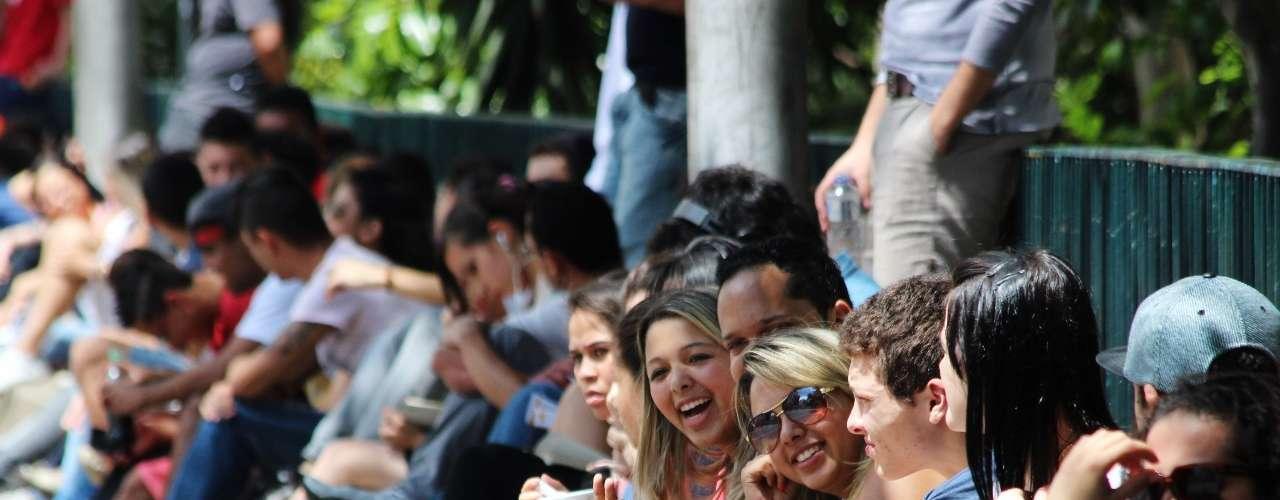 São Paulo - Os portões dos locais de prova foram fechados às 13h (horário de Brasília) deste domingo para o último dia da maratona de provas do Exame Nacional do Ensino Médio