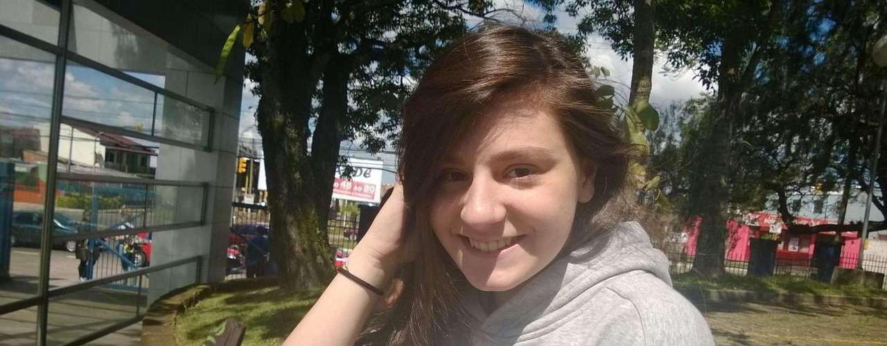 Porto Alegre - A adolescente Amitra Poppe não considerou o exame tão difícil