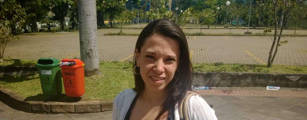 Porto Alegre - Cristiane Gonçalves fez o Enem pela segunda vez em busca de uma vaga para o curso de administração