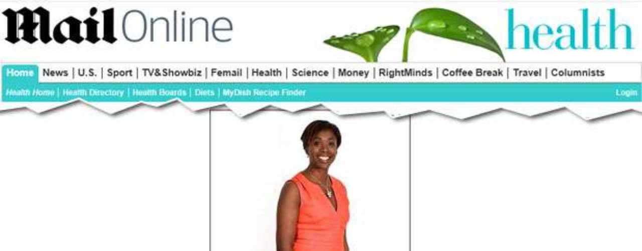 A consultora de marketing Michelle Brown, de 46 anos, tem uma chance em dez de ter problemas no coração.Os riscos principais são:bebe vinho diariamente e sua mãe foi vítima de uma parada cardíaca aos 40 anos