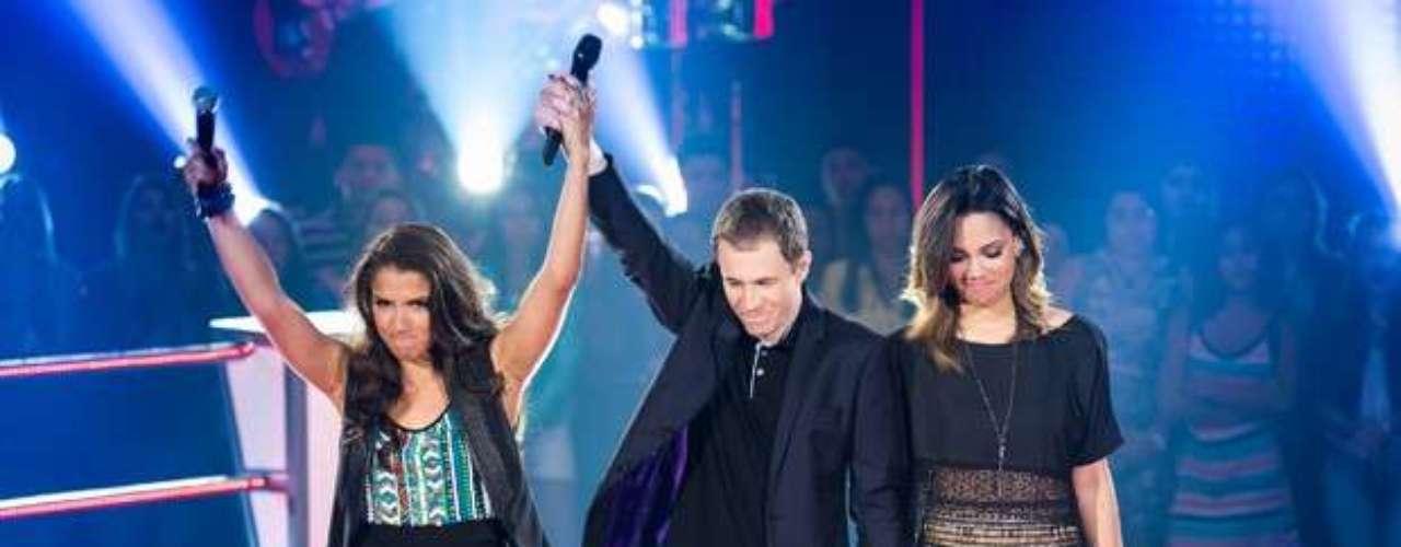 Do time de Lulu, Luciana Balby e Bruna Borges cantaram 'Luz nos Olhos'. Luciana venceu a batalha e ninguém salvou Bruna