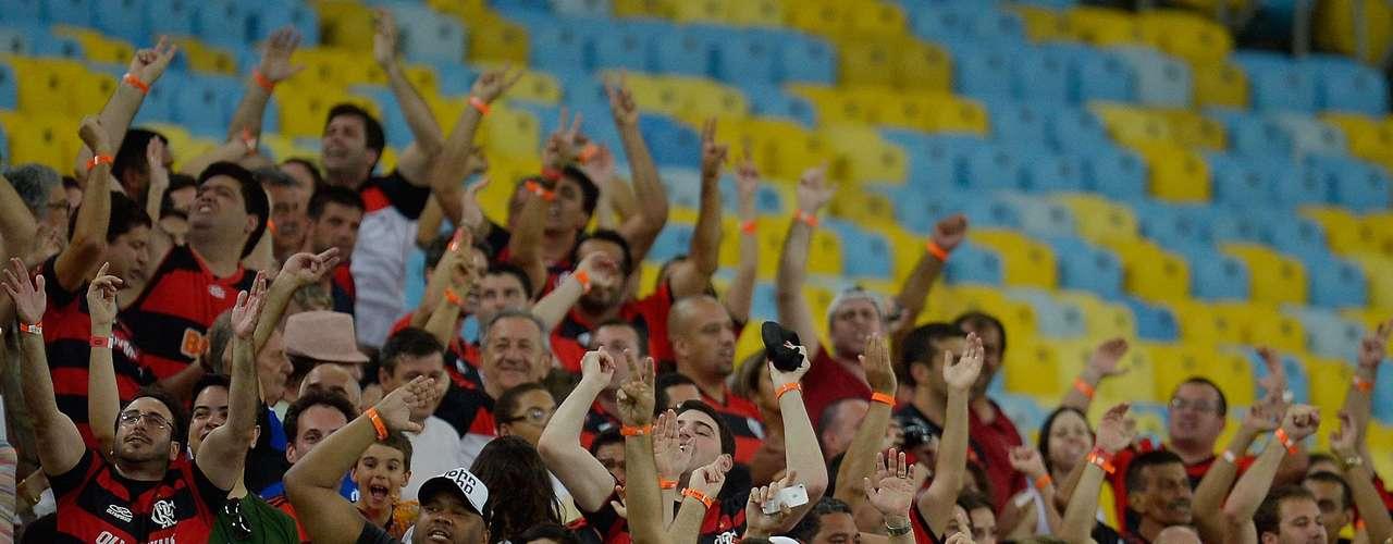 03/11: Flamengo x Fluminense