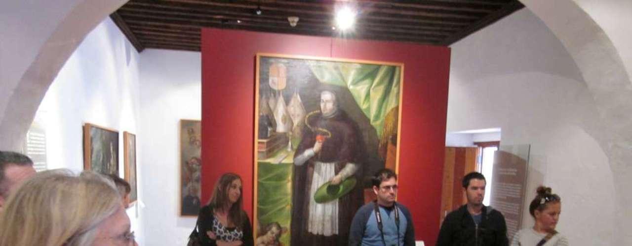 Espaço atrai milhares de visitantes interessados em conhecer um dos mais ricos acervos de arte do México