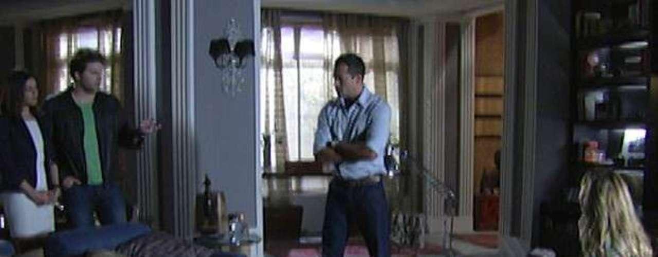 Amarilys (Danielle Winits) achou que lucraria com a venda da parte da casa de Eron (Marcello Antony) para Niko (Thiago Fragoso), mas acabará se dando mal. Depois de tentar convencer Bruno (Malvino Salvador) a avaliar o imóvel acima do que vale, a médica acaba sendo desmascarada pelo corretor