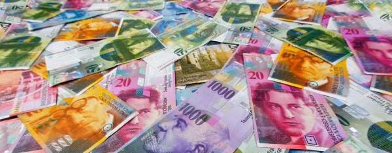 Rodeada de membros da União Europeia, a Suíça resiste com o franco. Um dólar pode comprar 0,91 franco suíço