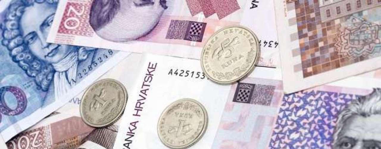 Integrante da União Europeia desde o meio do ano, a Croácia, parte da antiga Iugoslávia, ainda não aderiu ao euro, sua moeda é a kuna. Hoje, um dólar vale 5,65 kunas