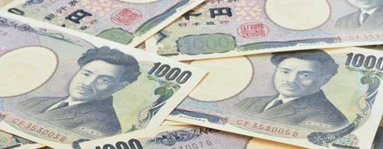 Entre 1949 e 1971, 360 ienes valiam US$ 1, num valor fixado. Atualmente, um dólar compra 100 ienes, moeda japonesa