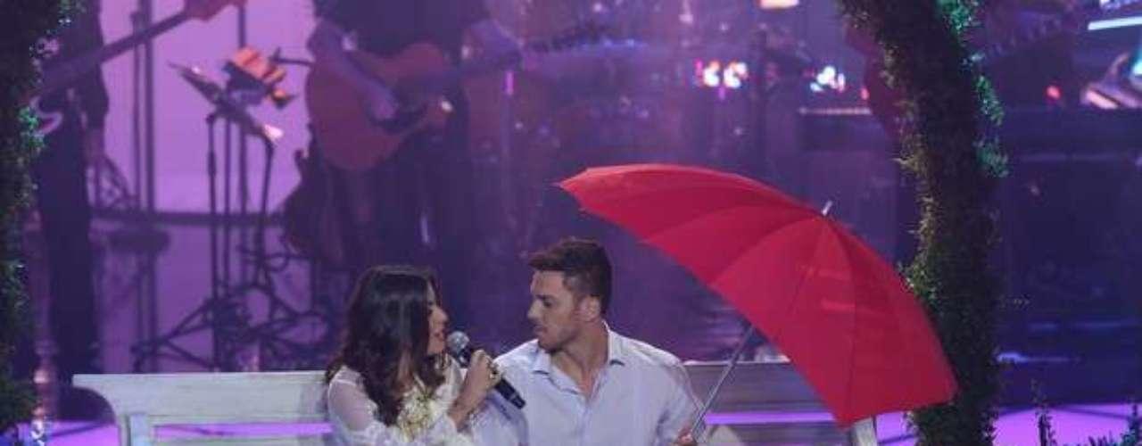Marcela Bueno foi eliminada após cantar 'Em Meu Coração Você Vai Sempre Estar', versão de Ed Motta para uma canção de Phil Collins