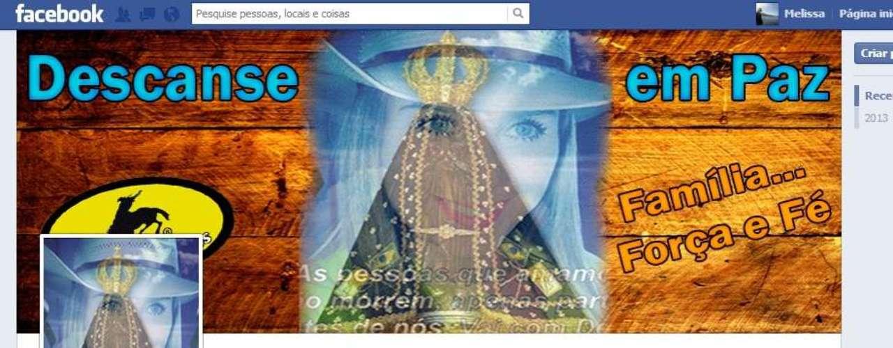 Amigos de Loanne criaram uma página no Facebook para homenagear a jovem e pedir justiça