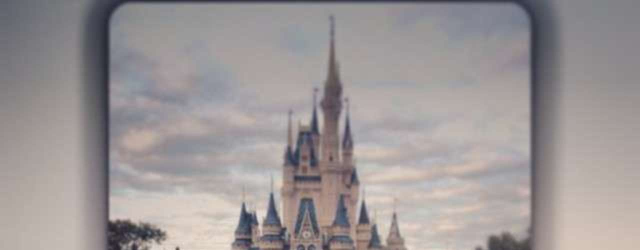 Dedé, do Cruzeiro, viajou para a Disney