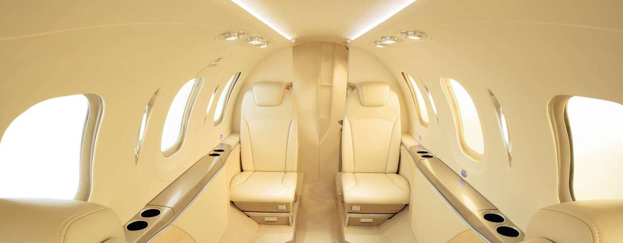 HondaJet entra na última fase de certificação e concorrerá principalmente com Phenom 100, da Embraer, e Citation CJ1+, da Cessna