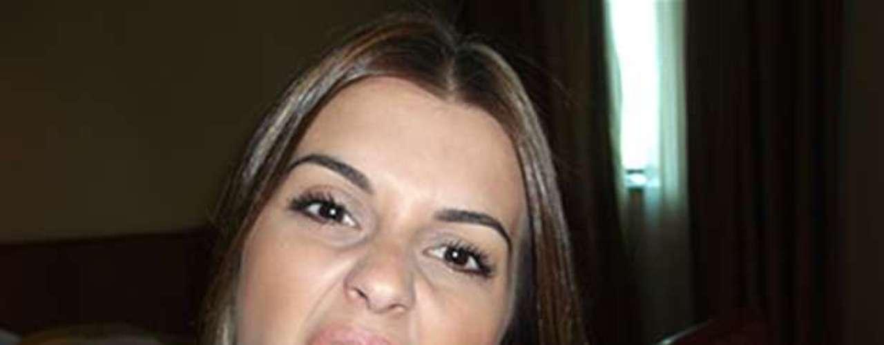 Angela, 26 anos, é advogada de São Roque (SP)