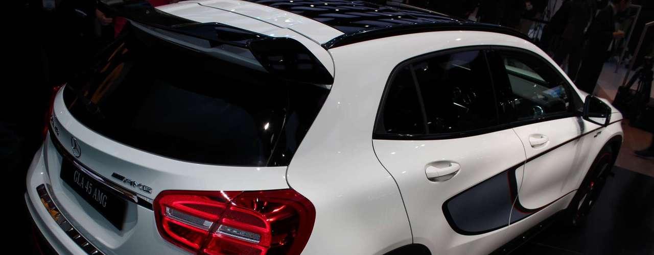 Mercedes-Benz GLA A45 AMG