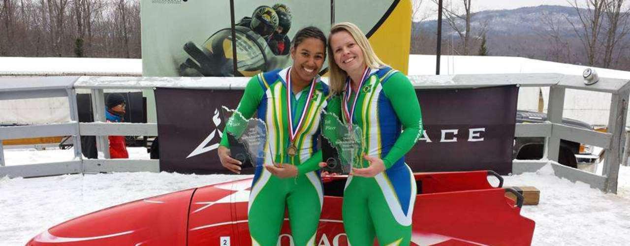 Fabiana dos Santos e Sally Mayara (bobsled)  A dupla feminina do bobsled brasileiro vem de duas vitórias consecutivas em etapas da Copa do Mundo da modalidade. Apesar dos bons resultados, Fabiana e Sally estrearão em Jogos Olímpicos. A competição da modalidade em Sochi acontece nos dias 18 e 19.