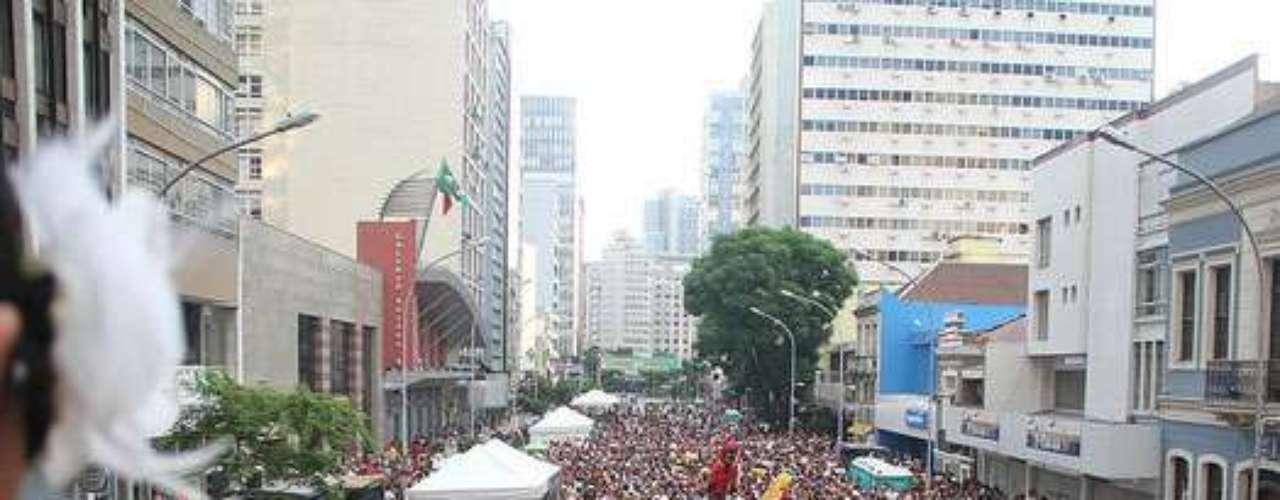 Curitiba prepara diferentes atrações para agradar todos os gostos durante o Carnaval 2014