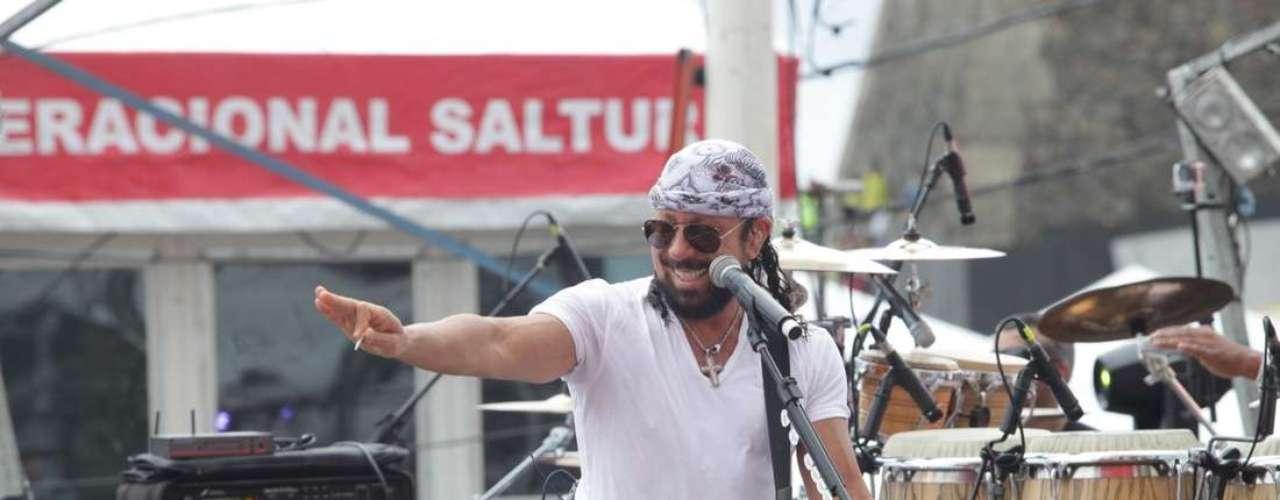 Show do grupo Chiclete com Banana em Salvador