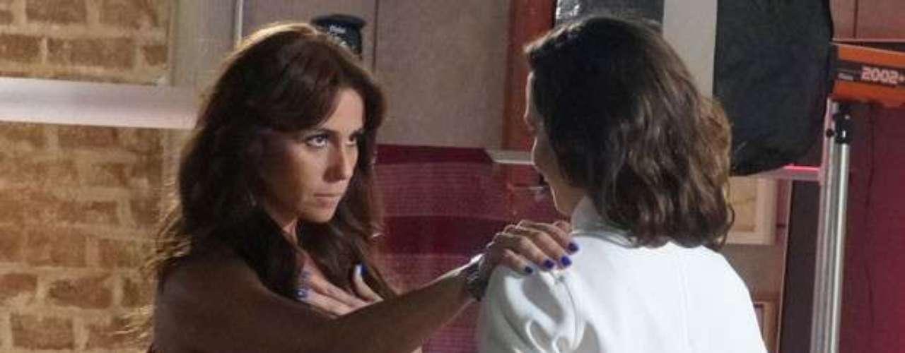 Clara vai pedir desculpas pode não ter convidado Marina para o leilão da família