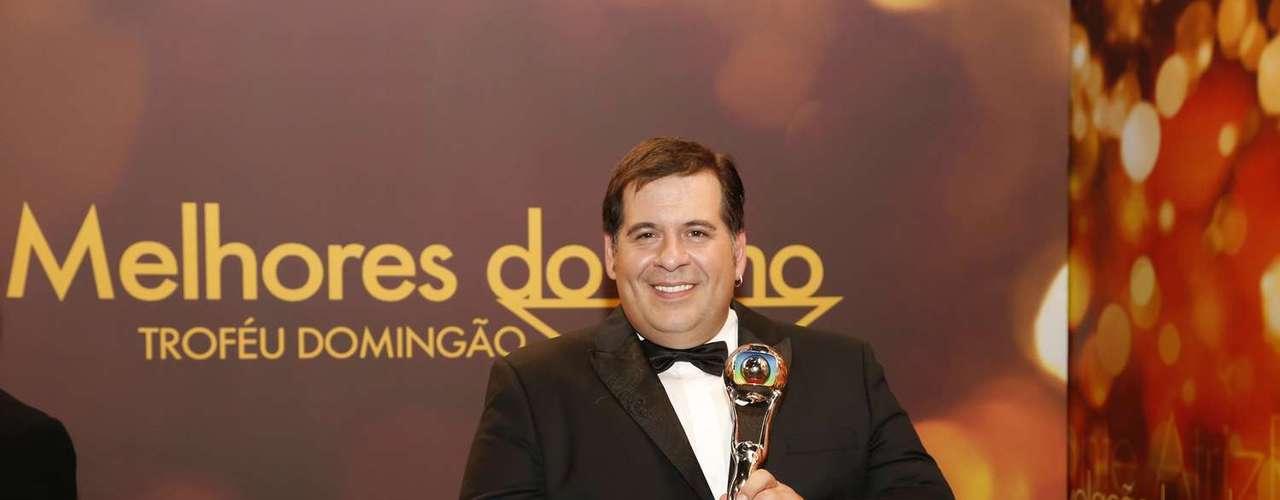 Comédia -Leandro Hassum está no elenco dasérie 'Divertics'