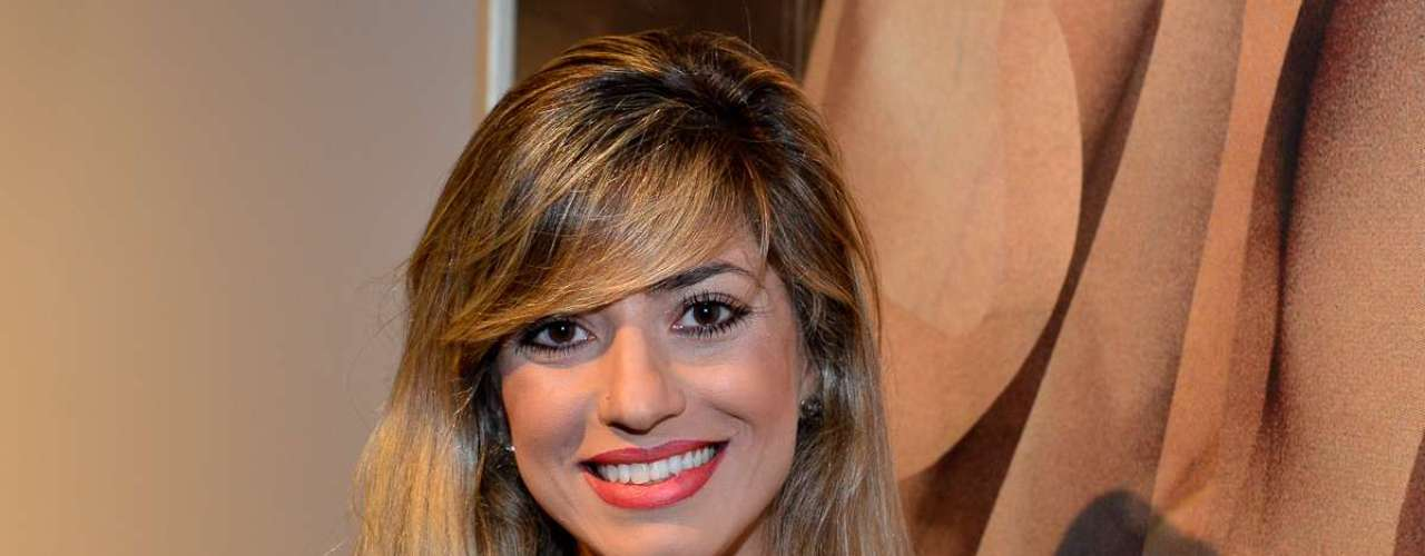 Patricia Ruzene, 24 anos, jornalista