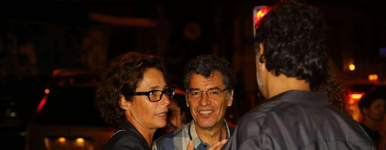 Andréa Beltrão e Paulo Betti