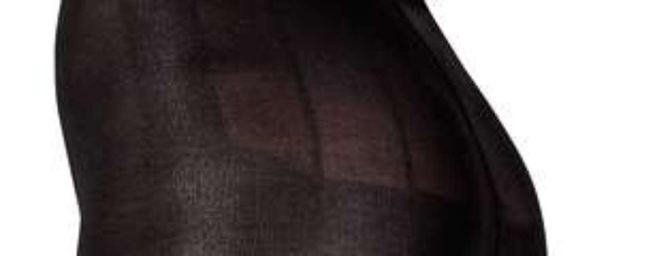 Tecido da meia-calça Sigvaris estimula microcirculação sanguínea na coxa e glúteo por meio do calor produzido pelo próprio corpo