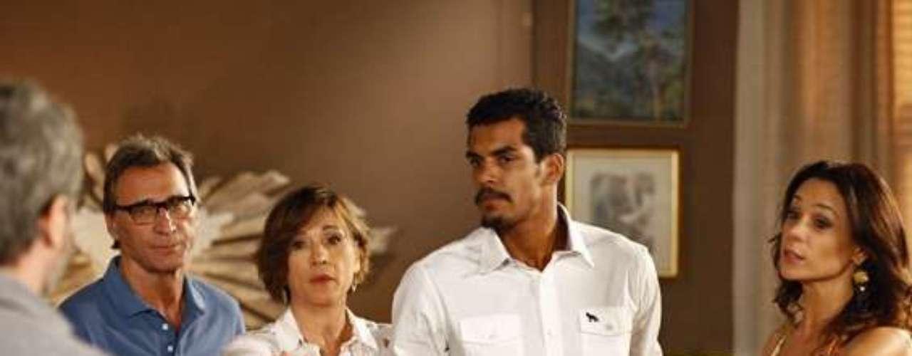 Juliana convoca uma reunião de família para comunicar que irá se casar com Jairo. Ela deixa todos chocados, mas afirma que não quer saber da opinião de ninguém